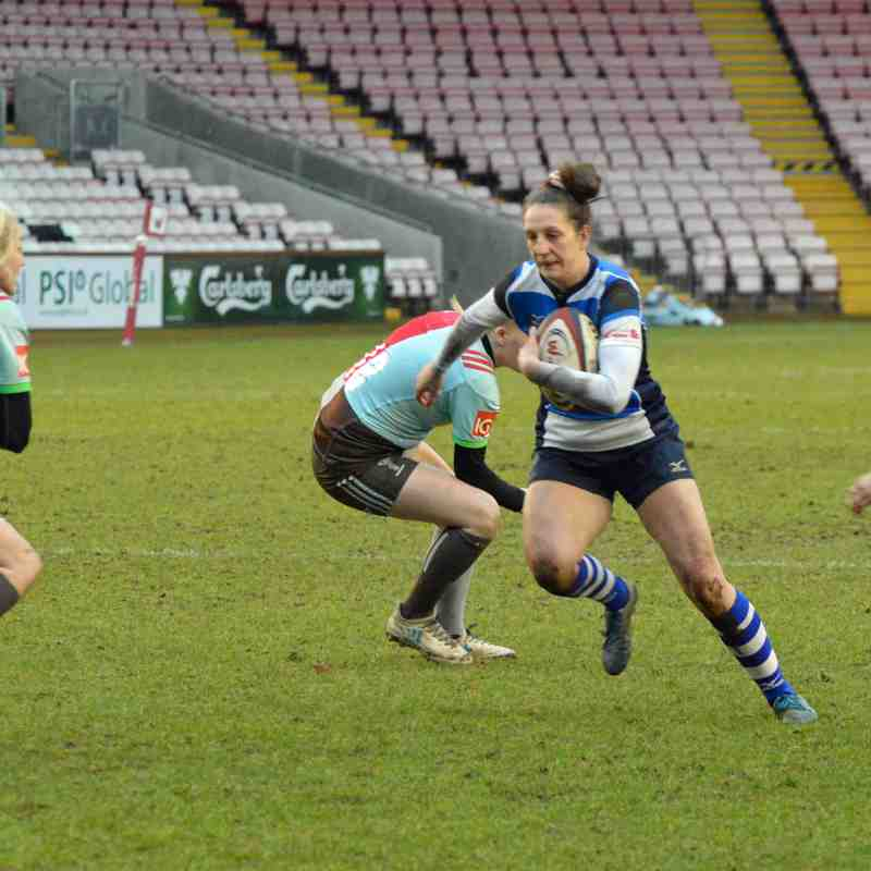 Mowden Park Sharks v Harlequins 10th Feb 2018