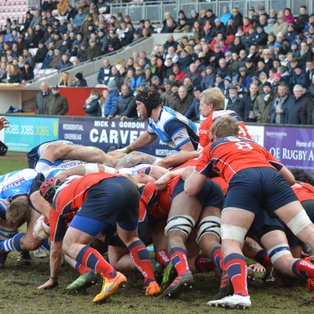 Coventry Take Step Towards Title With Bonus Point Win