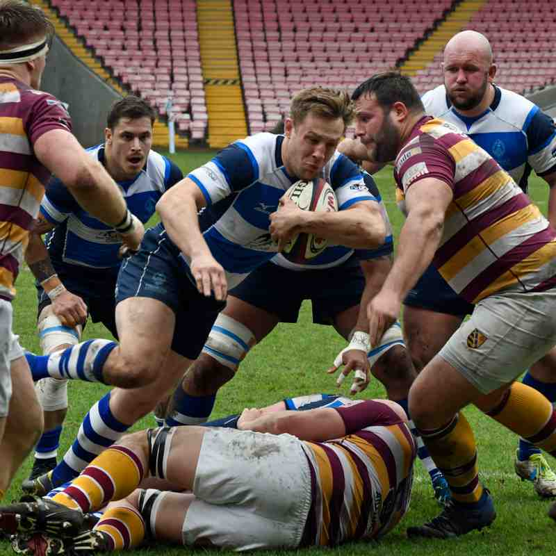 Mowden Park v Fylde 14th April 2018