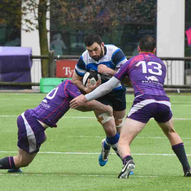 TEAM NEWS - Loughborough Students v Mowden Park