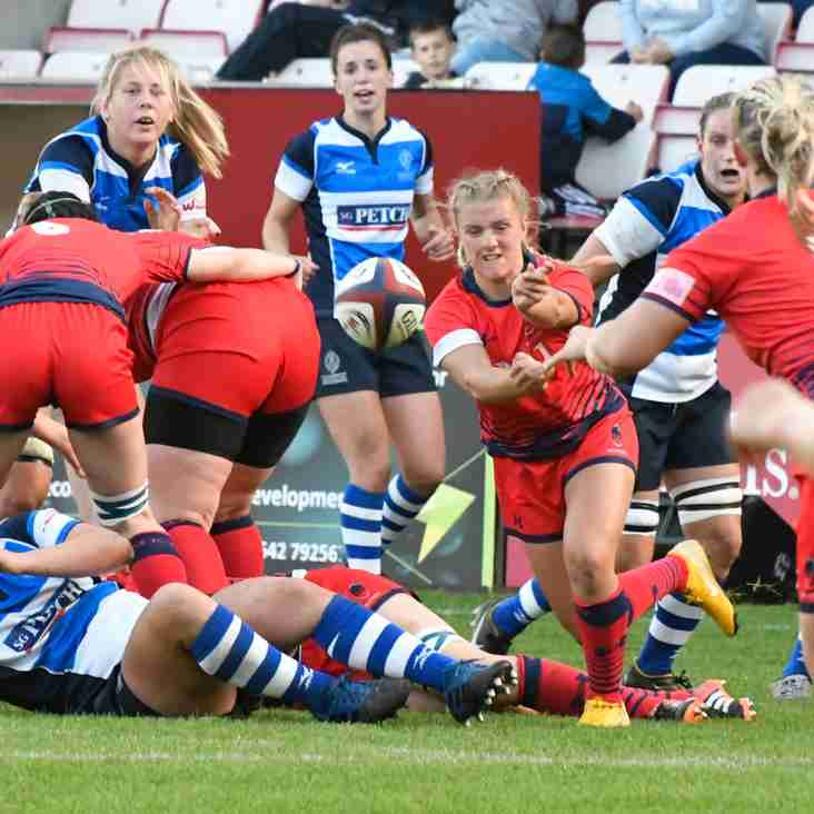 Worcester Valkyries 26-20 DMP Sharks