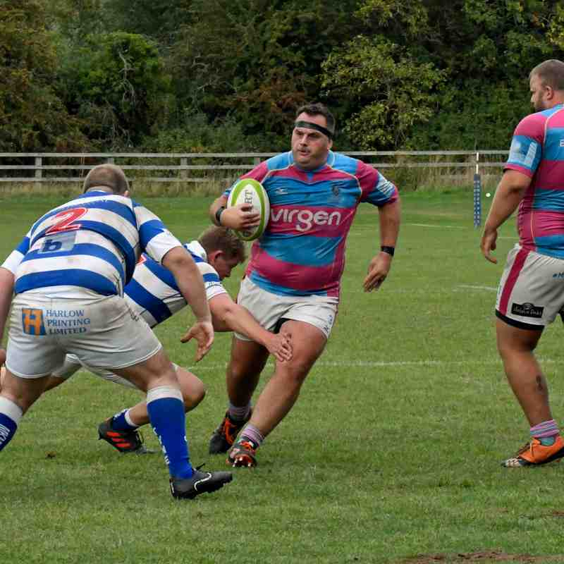 Mowden Park 2nds v Tynedale 15th Sept 2018