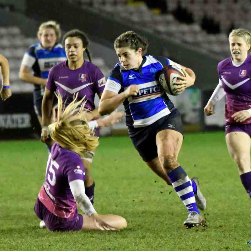 Mowden Park Sharks v Loughborough Lightning 12th Jan 2019