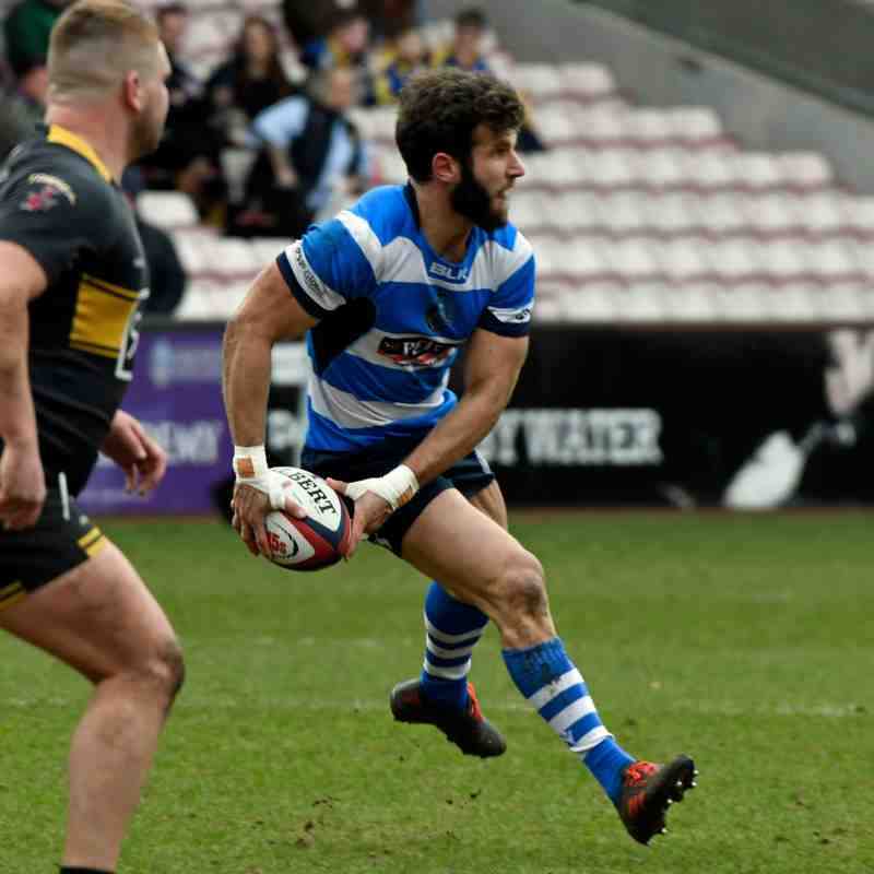 Mowden Park v Esher 2nd March 2019