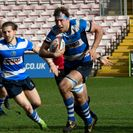 Mowden Comeback Falls Just Short