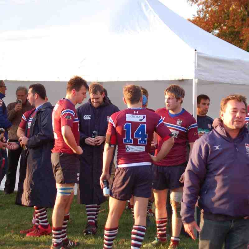 Silhillians vs Rugby Lions, 05.11.16