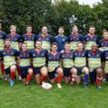 2nd XV   lose to E Manor III 38 - 5