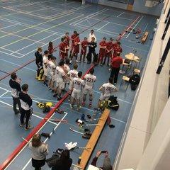 U18 boys indoor