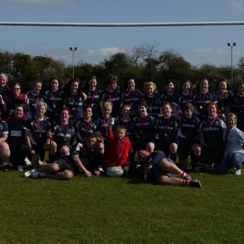 Ladies XV lose to Sutton Bonnington 26 - 7