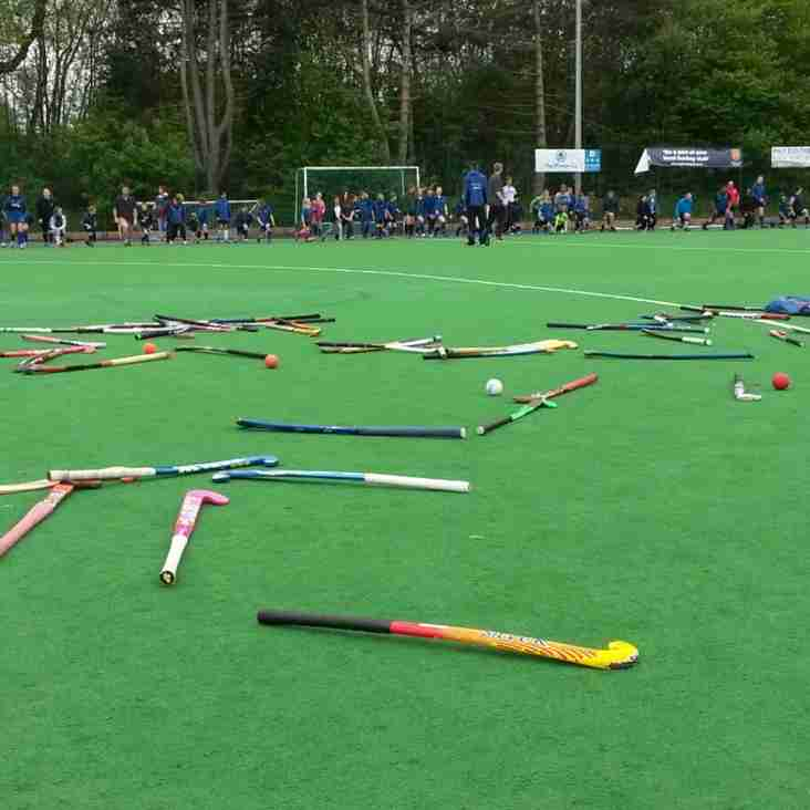Book now for our spring Hockey Camps  -  next camp 3rd to 5th April