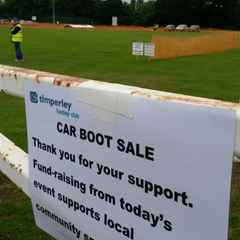 CAR BOOT SALE - 29th AUGUST -