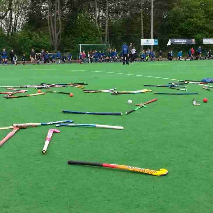 Last chance to book a place on our October Hockey Camps !