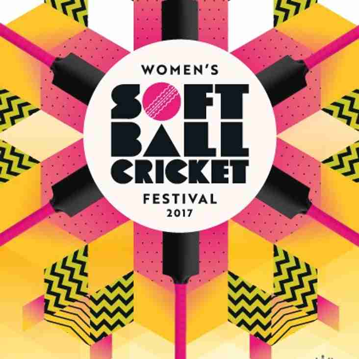 Sign up now for ECB Women's Soft Ball Cricket Festival at Timperley - 2 July 2017