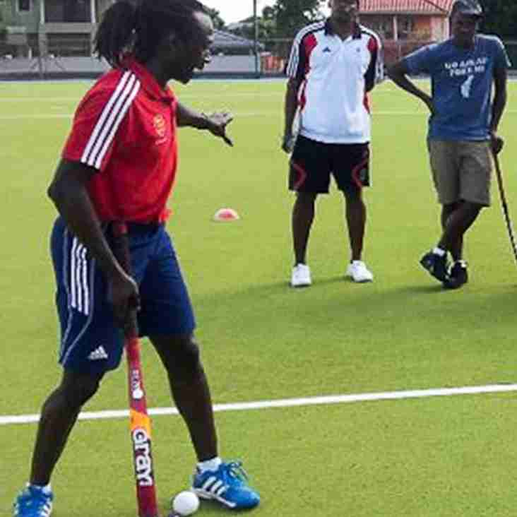 Performance and Club Coach Masterclass with Kwan Browne at Timperley HC