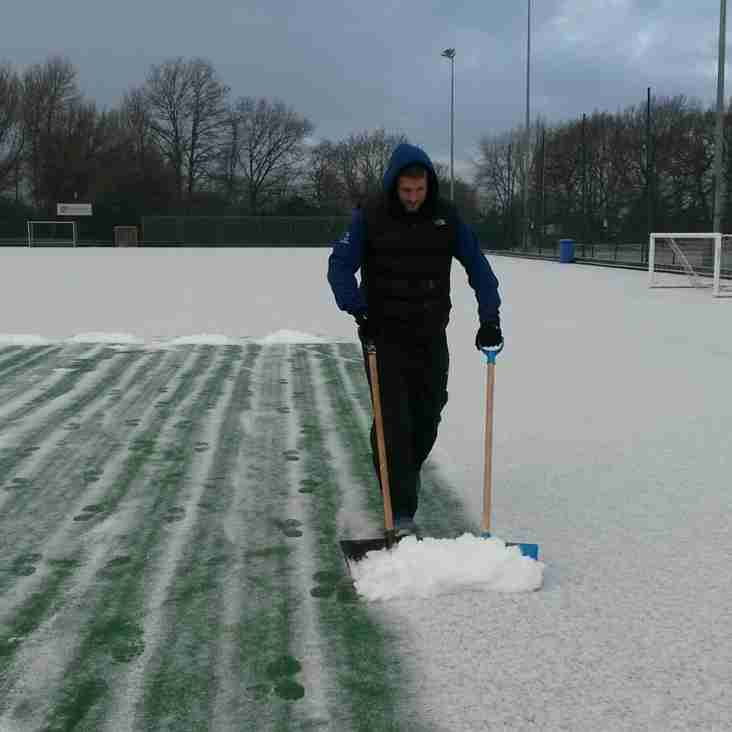 Weekly Update - Snow hockey, indoor and  hockey coming up !