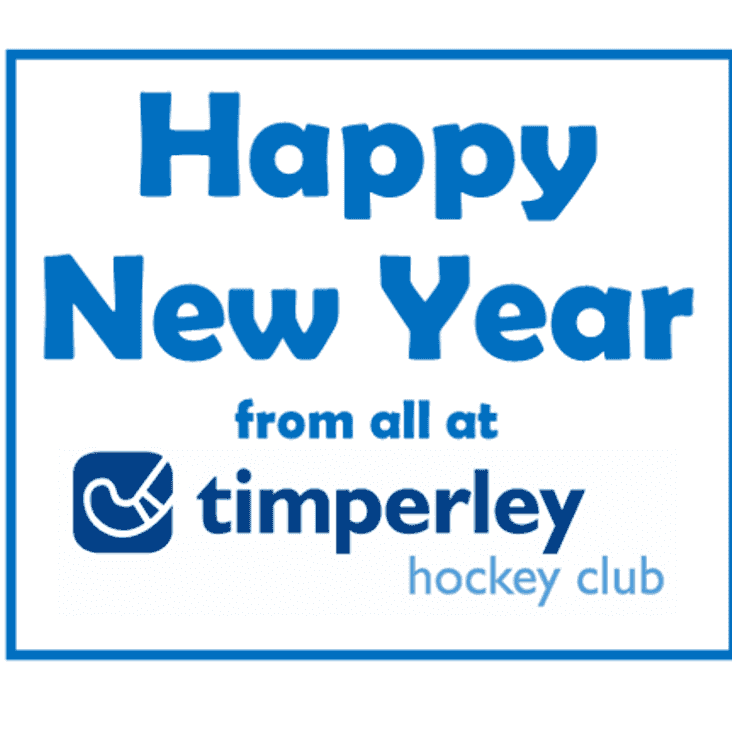 Weekly Update - Happy New Year from all at THC