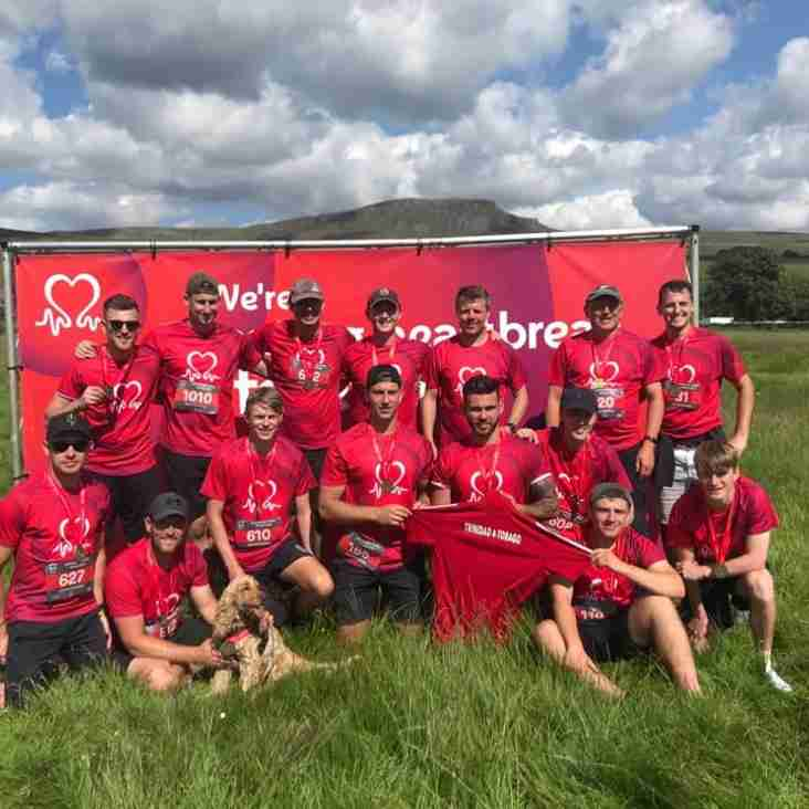 Weekly Update - three peaks success, one national final and hitting the headlines !