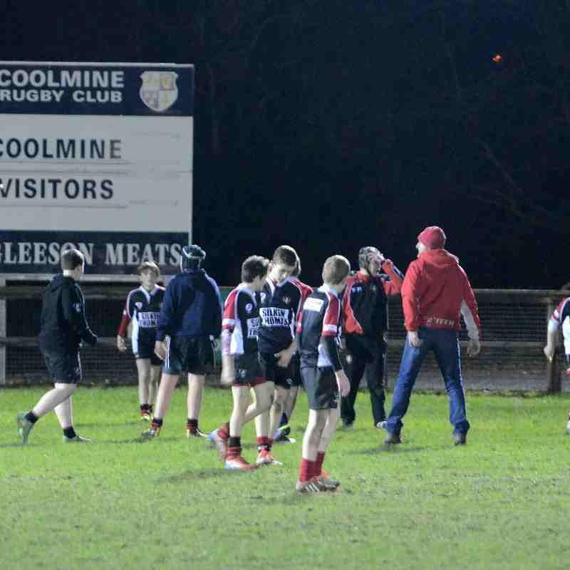 Coolmine v CILL DARA 27th Feb 2015