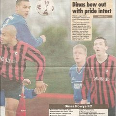 Welsh Cup Banger 2004