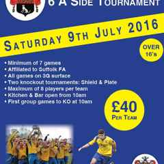 AFC Sudbury 6 A Side Tournament