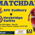 Match Day Preview - Heybridge Swifts