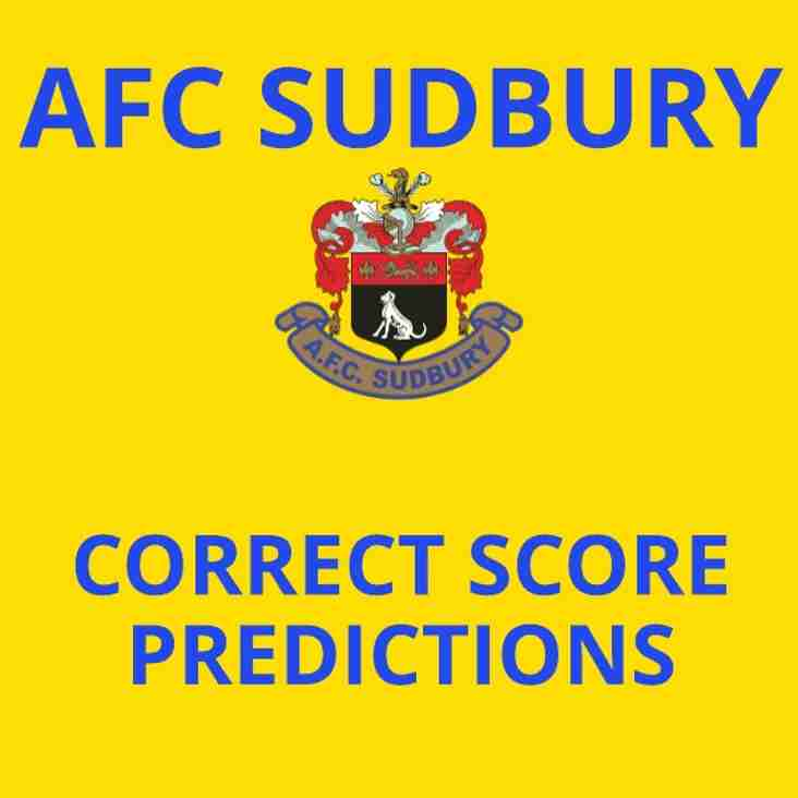 Predictions Competition - FA Cup