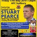 Sporting Dinner with Stuart Pearce