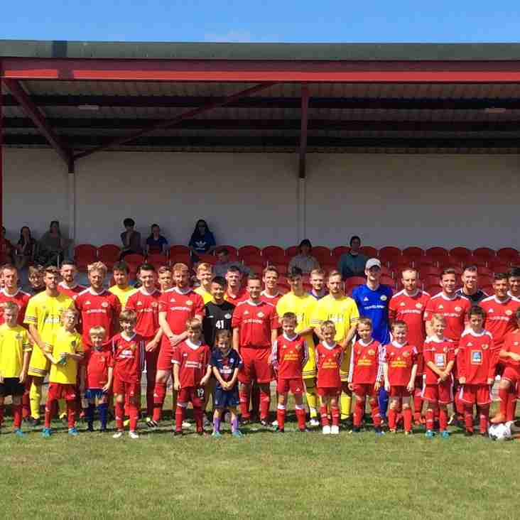 Open Day At Denbigh Town FC