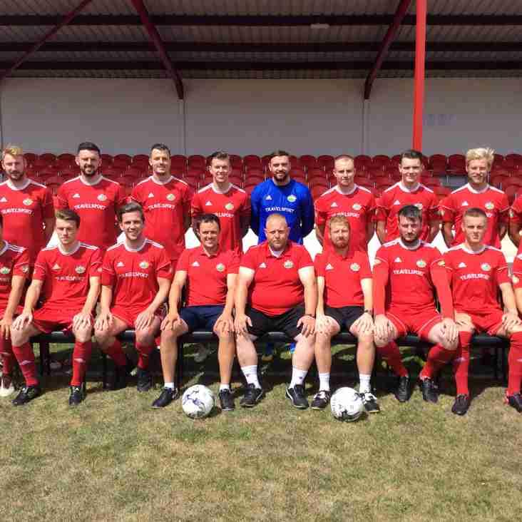 Denbigh Town FC 2018/2019