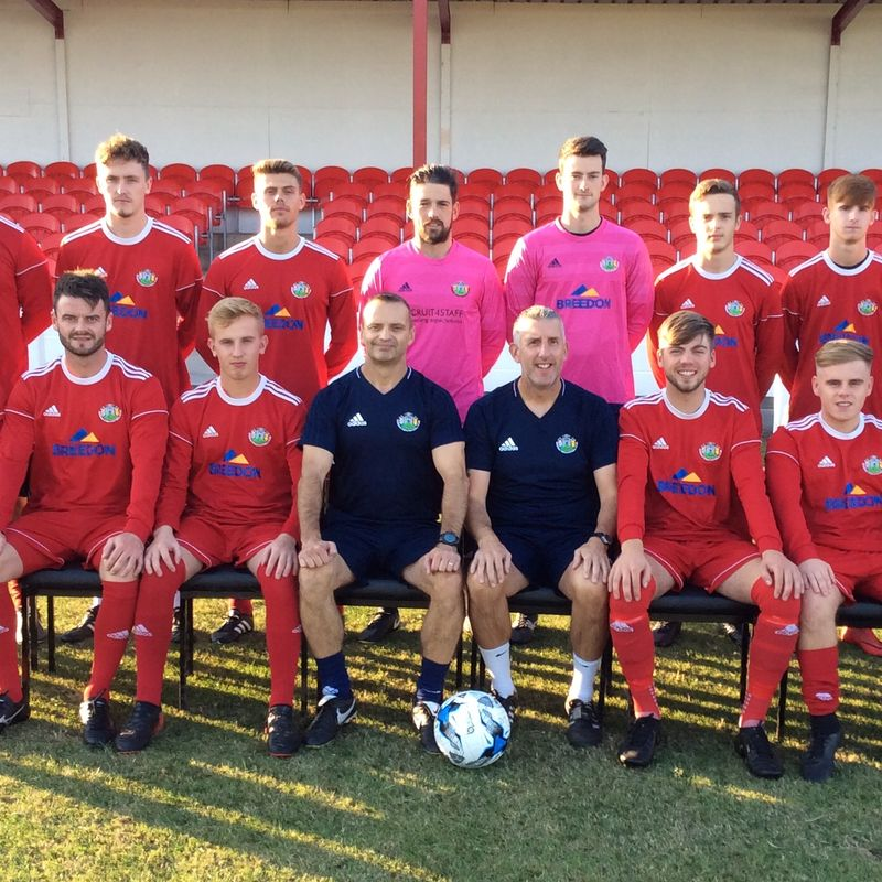Reserves win on drenched night at Prestatyn