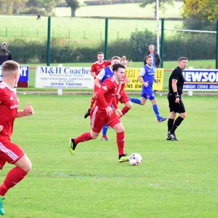 Town knocked out of League Cup