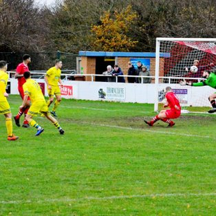 Town beat Buckley for second time in three weeks