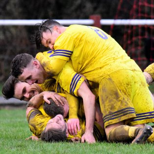 Crucial win for Town in difficult conditions