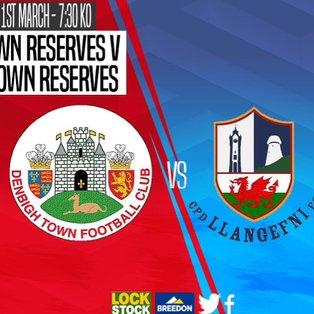 Reserves extend unbeaten run to eight games