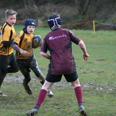 Under 10 at home v Whitby