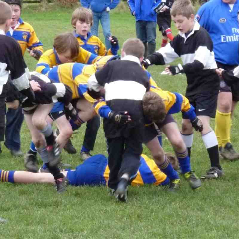 Warminster U11 vs Devizes U11