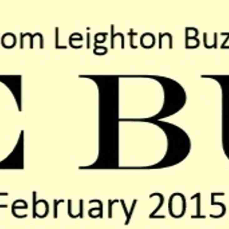 LBHC Newsletter - March 2015