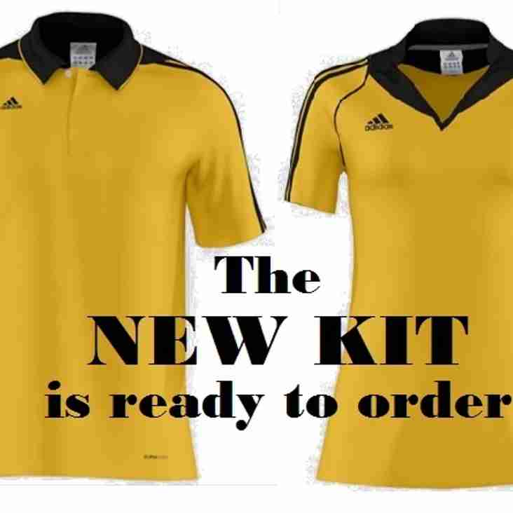 The new kit is ready to order!