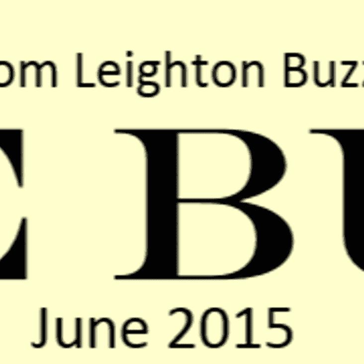 LBHC Newsletter - June 2015