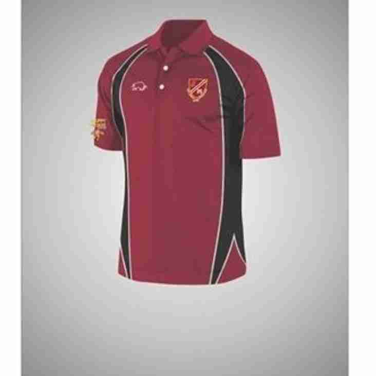 New Club Polos now available