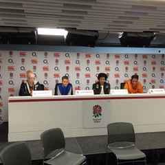 Streatham–Croydon RFC's Media Team Launched at Twickenham