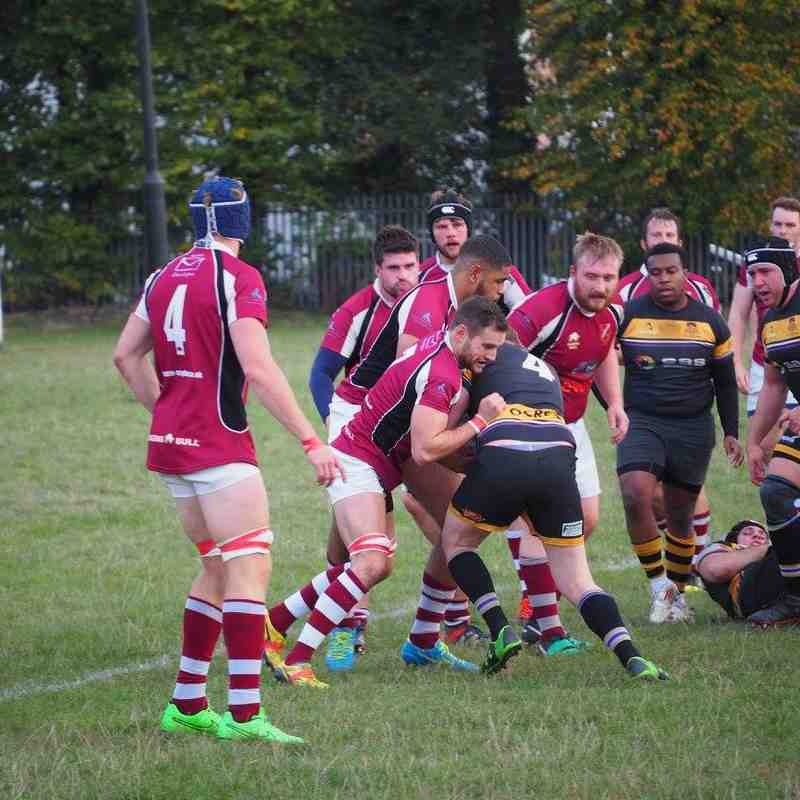 1st XV v Old Caterhamians - Sat 22 Oct 2016