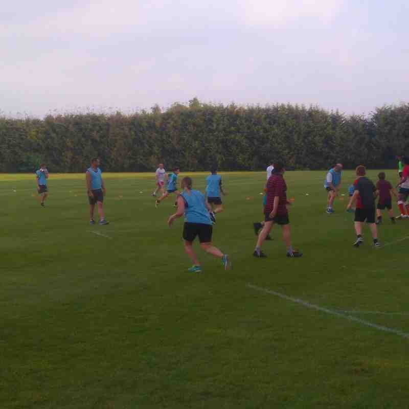 Trojans Summer Touch Rugby