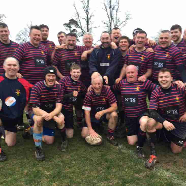 The round-up of the weekend from Trojans Rugby
