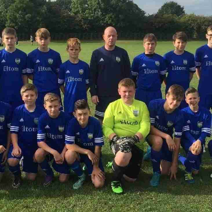 Hawarden u14 Comets