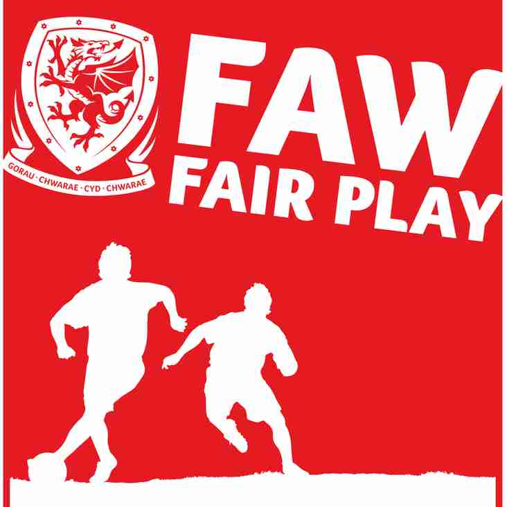 FAW Fair Play Day 2017