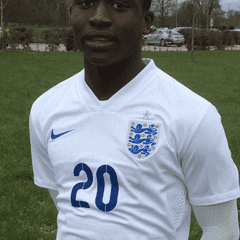 Former Solihull FC Player Makes England Debut !