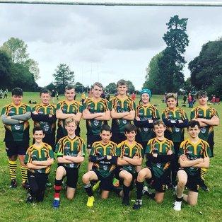 Match report for U13s Norfolk 10s Festival