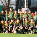 Bury St Edmunds under 13s v. Shelford - Sunday 20th January 2018, Shelford RFC