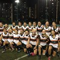 HKCC Ladies lose to Valley 2nds 5 - 25